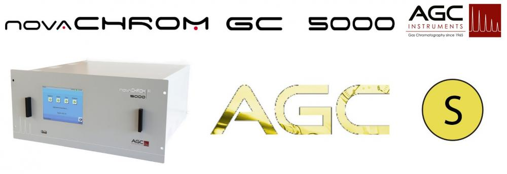 AGC NovaCHROM 5000 Sulphur Analysis