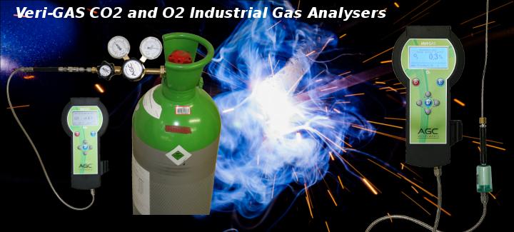 AGC Veri-GAS handheld analysers