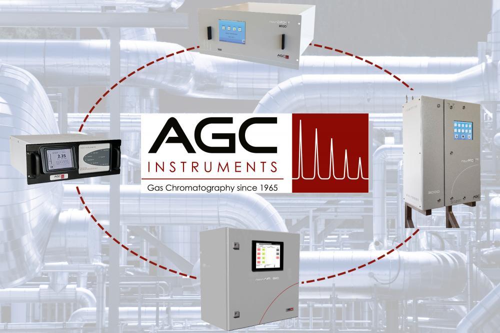 AGC Instruments Gas Chromatograph Manufacturer