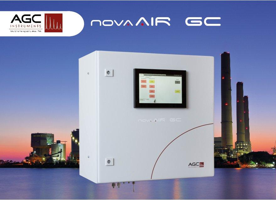 AGC NovaAIR Gas Analysis System