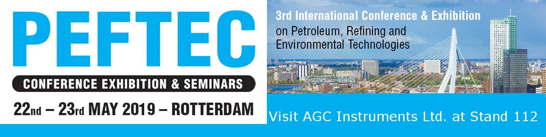 PEFTEC and Caspian Oil & Gas Exhibitions | AGC Instruments